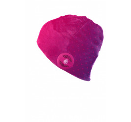 earebel Light Beanie pink-purple