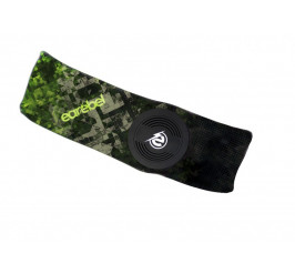 earebel Performance Light Headband camo-green