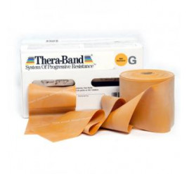 Thera-Band 45,5 m gold