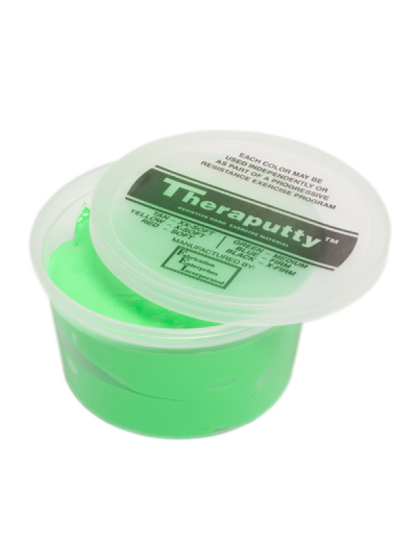 TheraPutty Plus exercise 1lb - green